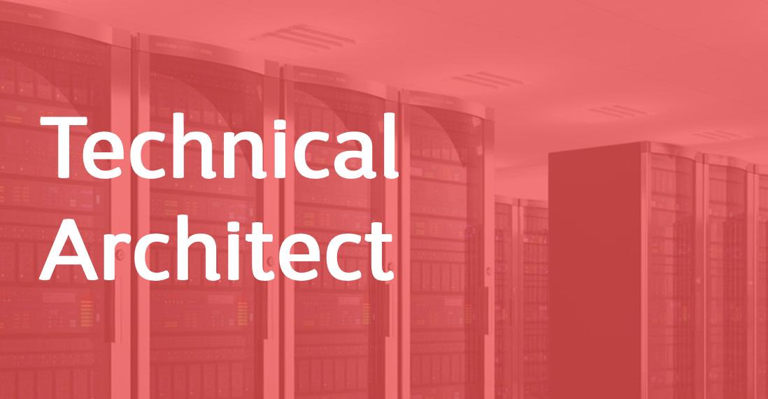 Technical Architect - EN/FR