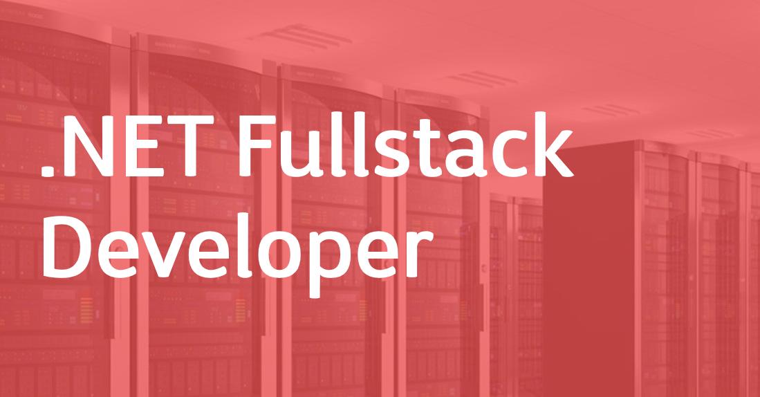 .NET Fullstack Developer – FR/EN