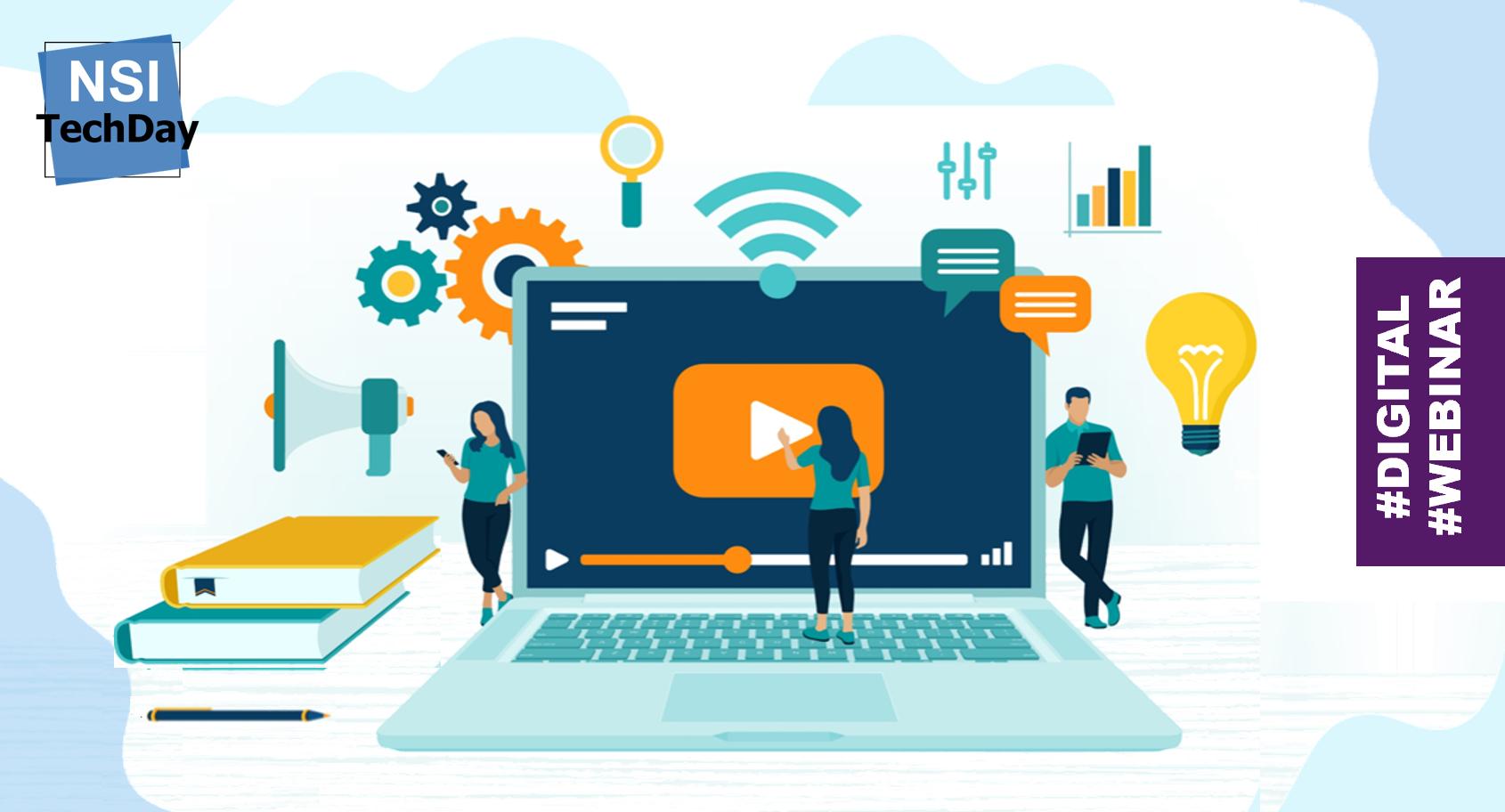 NSI Techday 2020 - 6 octobre 2020 - Digital Event