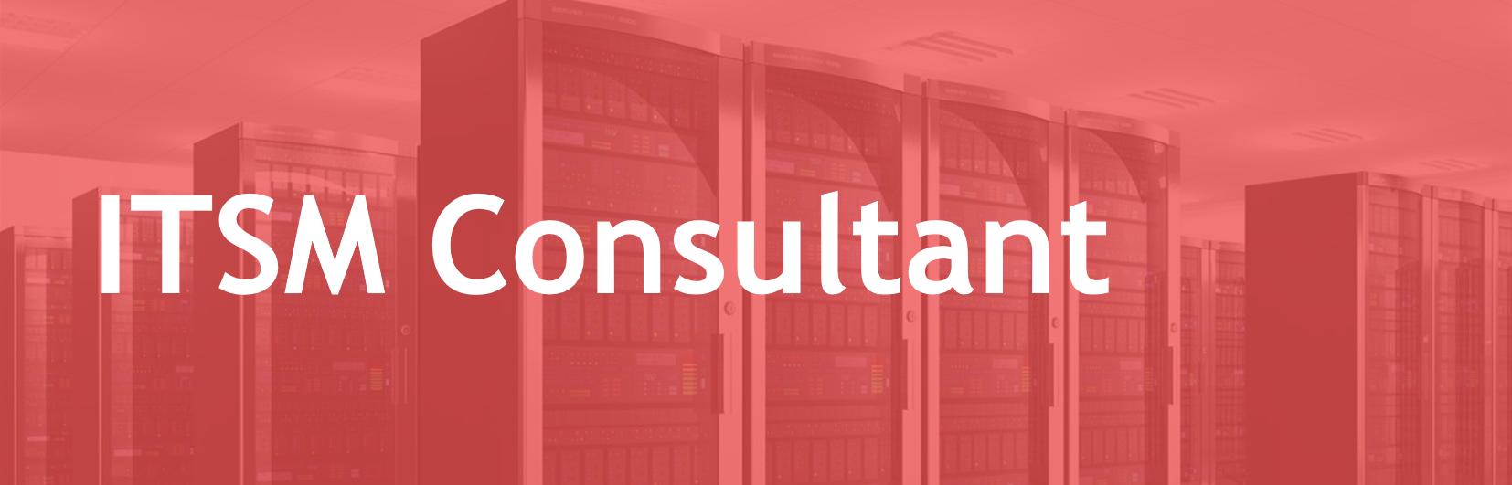 ITSM Consultant – FR/EN