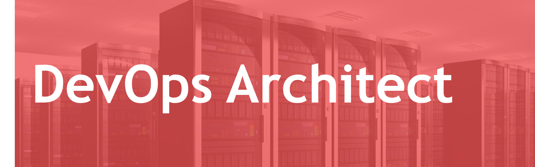 DevOps Architect - FR/EN