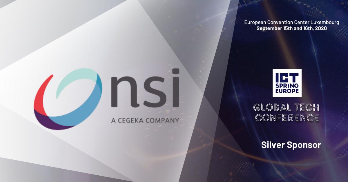ICT Spring Europe - Webinaire IA - 15 septembre 2020